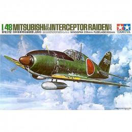 Tamiya  1/48  Mitsubishi J2...