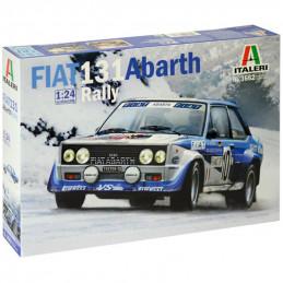 Italeri  1/24  FIAT 131...