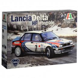 Italeri  1/24  Lancia Delta...