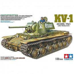 Tamiya  1/35  KV-1 Russian...