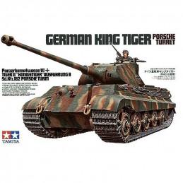Tamiya  1/35  German King...
