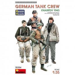 MiniArt  1/35  German Tank...