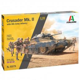Italeri  1/35  Crusader...