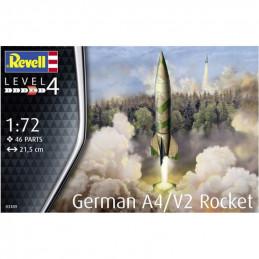 Revell  1/72  German A4/V2...