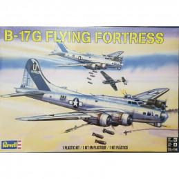 Revell  1/48  B-17G  Flying...