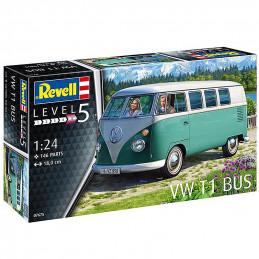 Revell  1/24   Volkswagen T1 BUS