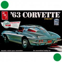 AMT   1/25    '63 Corvette...