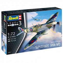 Revell  1/72  Supermarine Spitfire Mk.Vb