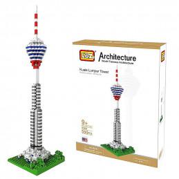 LOZ   Architecture  Kuala Lumpur Tower