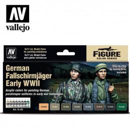Vallejo    German...