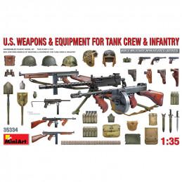 MiniArt  1/35  U.S. Weapons...