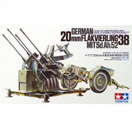 Tamiya  1/35  German 20mm...