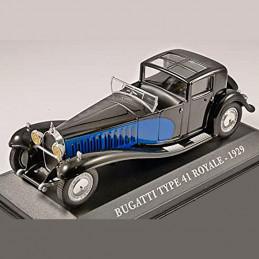Die Cast  1/43  Bugatti...