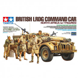 Tamiya  1/35  British LRDG...