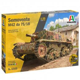 Italeri  1/35  Semovente...