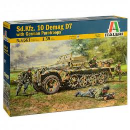 Italeri  1/35  Sd.Kfz. 10...