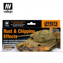 Vallejo   Rust & Chipping...