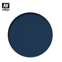 Vallejo  Model Air  Dark Mediterrean Blue
