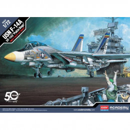 """Academy  1/72   USN F-14A  VF-143 """"Puking Dogs"""""""