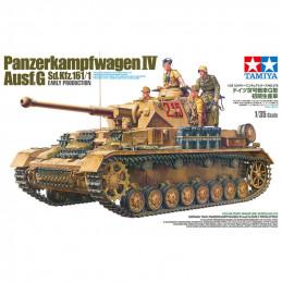 Tamiya  1/35  Panzerkampfwagen IV Ausf.G Sd.Kfz.161/1 (Early Production)