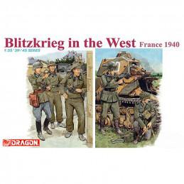 Dragon  1/35  Blitzkrieg in...