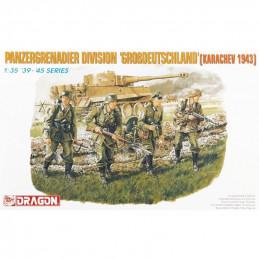 """Dragon  1/35  Panzergrenadier Division """"Grobdeutschland"""" (Karachev 1943)"""