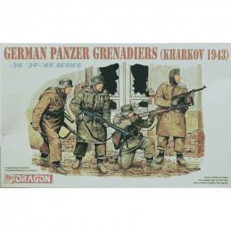 Dragon  1/35  German Panzer...
