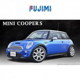 Fujimi  1/24  Mini Coopers