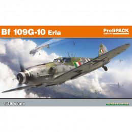 "Eduard  1/48  ProfiPACK Edition  Bf 109G-10 ""Erla"""
