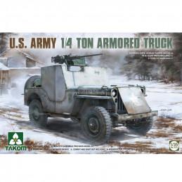 Takom  1/35  U.S. Army 1/4...