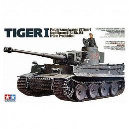 Tamiya  1/35  TIGER I...