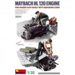 MiniArt  1/35  Maybach HL...