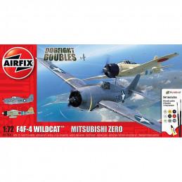 Airfix  1/72  F4F-4 Wilcat...