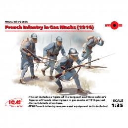 ICM  1/35  French Infantry...