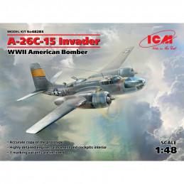 ICM  1/48  A-26C-15 INVADER