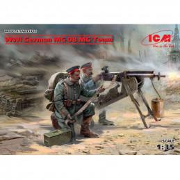 ICM  1/35  WWI German MG 08...