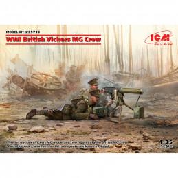 ICM  1/35  WWI British...