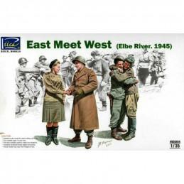 RIICH  1/35 East Meet West...