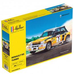 Heller  1/24  Renault R5 Turbo