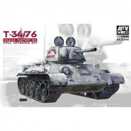 AFV CLUB  1/35  T-34/76...