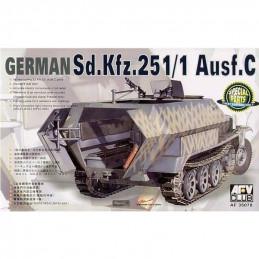 AFV CLUB  1/35  German...