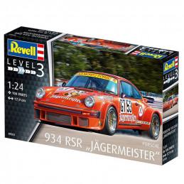 Revell  1/24  Porsche 934...