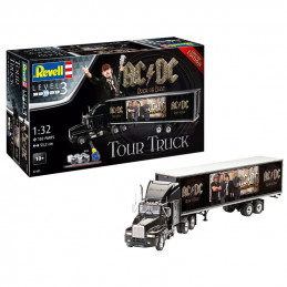 "Revell  Tour Truck  ""AC-DC"""