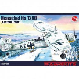 Sabrekits  1/72  Henschel...