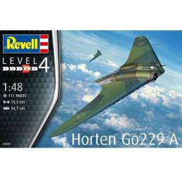 Revell  1/48   Horten Go229 A