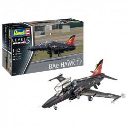 Revell  1/32  BAe HAWK T2