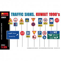 MiniArt  1/35  Traffic...