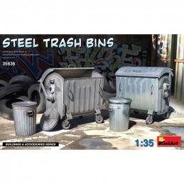MiniArt  1/35  Stell Trash...