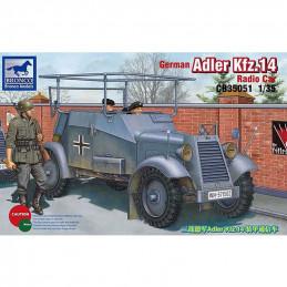 Bronco Models 1/35  German...
