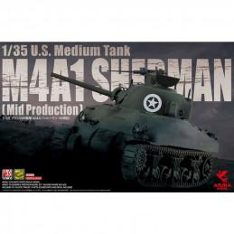 Asuka  1/35  U.S. Medium...
